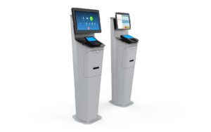 Modular Self Checkout Stands