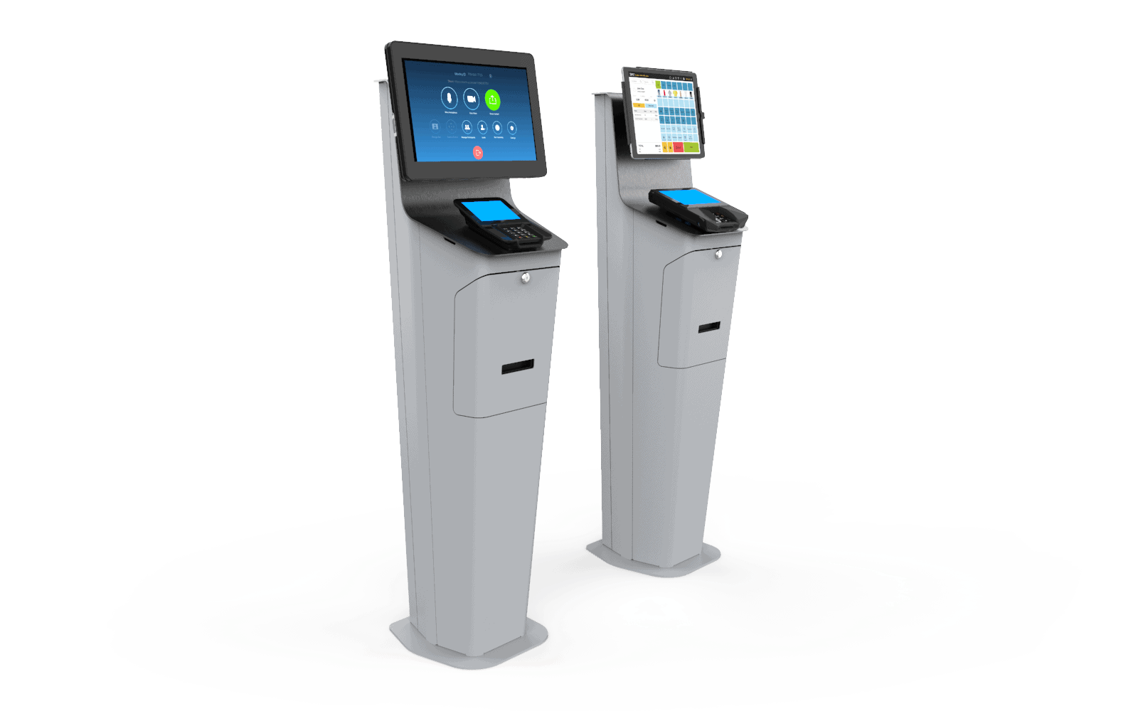 Modular Self Checkout