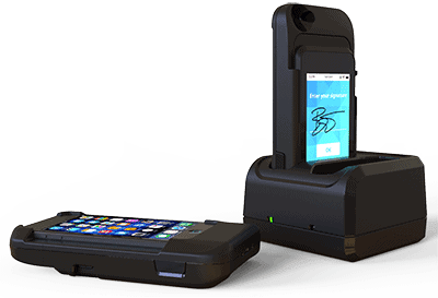 Retail Credit Card Terminal Stands